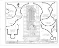 Grace Episcopal Church, South Prospect Street, Galena, Jo Daviess County, IL HABS ILL,43-GALA,11- (sheet 4 of 5).png