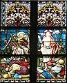 Gramastetten Pfarrkirche - Fenster II 3 Auferstehung.jpg