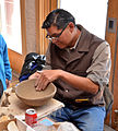 Grand Canyon Archaeology Day 2013 Making a Pot 3664 - Flickr - Grand Canyon NPS.jpg