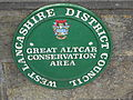 Great Altcar Conservation Area plaque.jpg