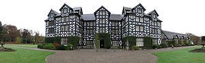 Gregynog Press - Gregynog Hall
