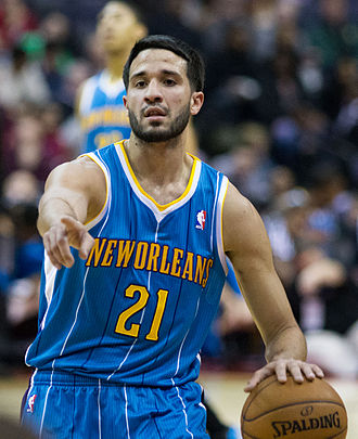 Greivis Vásquez - Vásquez with the Hornets