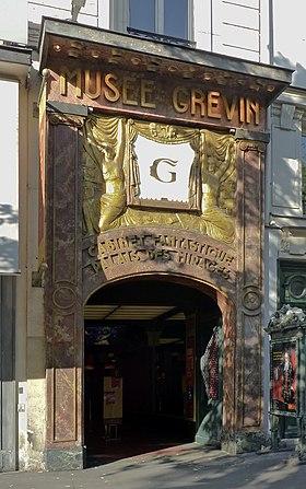 Image illustrative de l'article Musée Grévin
