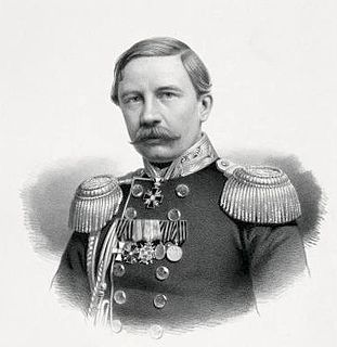 Admiral of the Russian Empire Navy