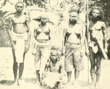 Group of Bataks, Paragua (1913).png