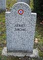 GuentherZ 2013-01-12 0309 Wien11 Zentralfriedhof Gruppe88 Soldatenfriedhof franzoesisch WK2 Lebret Simone.JPG