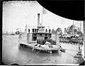 Gunboat on the Pamunkey River, Va., 1864-65 (4167039208).jpg