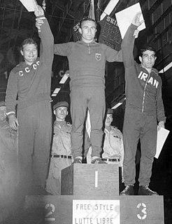 Guram Sagaradze (wrestler) Soviet wrestler and World Champion