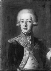 Gustav IV Adolf, 1778 - 1837, kung av Sverige