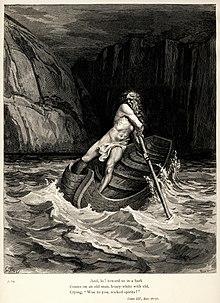 Harton Dolazi Po Due Kako Bi Prevezao Preko Rijeke Aheront