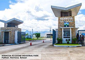 Hermosa, Bataan - Hermosa Special Economic Zone (Subic Hermosa Cybercity)