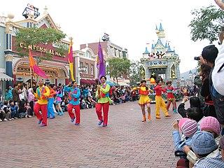 Disney on Parade