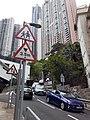 HK ML 香港半山區 Mid-levels 舊山頂道 Old Peak Road near Hornsy Road April 2020 SS2 07.jpg