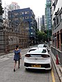 HK SW 上環 Sheung Wan 普仁街 Po Yan Street near 東華醫院 Tung Wah Hospital Group 物業 TWGH building October 2020 SS2 08.jpg
