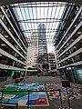 HK SW 上環 Sheung Wan PMQ courtyard evening February 2020 SS2 02.jpg
