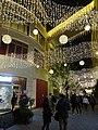 HK Wan Chai night Lee Tung Avenue lighting Dec-2015 DSC 006.JPG