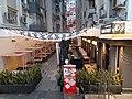 HK bus 2 view CWB 銅鑼灣 Causeway Bay 告羅士打道 Gloucester Road 食街 Fashion Walk Food Street December 2020 SS2.jpg