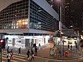HK tram 126 view night Wan Chai Johnston Road Southorn Garden O'Brien Road April 2021 SS2 03.jpg