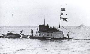 HMS C17 - HMS C17