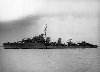 HMS <i>Impulsive</i> (D11)