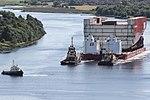 HMS Prince of Wales LB04 Move (20635357975).jpg