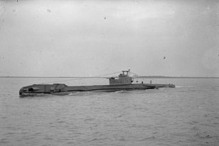 HMS <i>Trump</i> (P333) British submarine of the third group of the T class