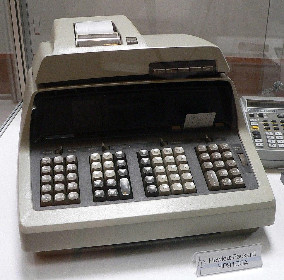 HP0100A 1