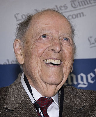 Herman Wouk - Herman Wouk in 2010 at the Los Angeles Times Festival of Books.