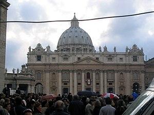 Habemus papam, Benedict XVI