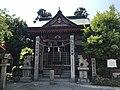 Haiden of Ishikiri-Kazekiri Shrine.jpg