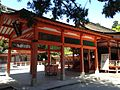 Haiden of Kashii Shrine 20150426.JPG