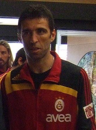 Hakan Şükür - Şükür in 2008