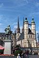 Halle (Saale) Marktkirche 2015-08.jpg