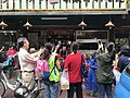 Halloween Parading of Kindergarten's Children at Xindong Street, Songshan District, Taipei 20171024f.jpg