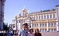 Hammond Slides Moscow 60. Hammond family in the Kremlin.jpg