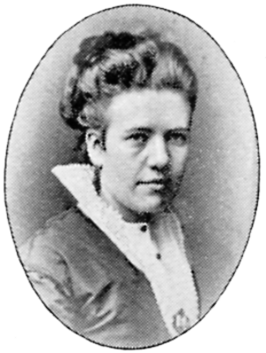 Hanna Winge - Hanna Winge.