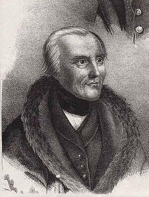 Hans Christoph Ernst von Gagern - Hans Christoph Ernst von Gagern.