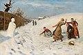 Hans Dahl Snowball fightan.jpg