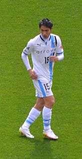 Riki Harakawa Japanese footballer