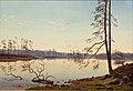 Harald Foss, Summer morning, 1873, 0081NMK, Nivaagaards Malerisamling.jpg