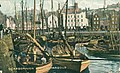 Harbour from the south, with Fishing Boats, Scarborough 1906 (archive ref PO-3-45-13) (34143884284).jpg