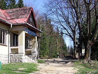 Harrachov - Harrachov-Mýtiny train station