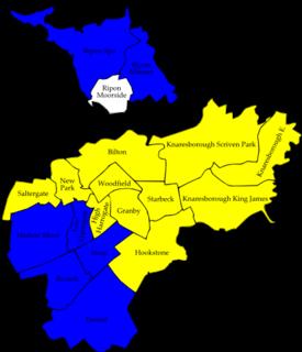 2010 Harrogate Borough Council election