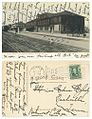 Harvey House and Santa Fe Depot, Temple, Tex. (30376620666).jpg