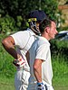 Hatfield Heath CC v. Netteswell CC on Hatfield Heath village green, Essex, England 13.jpg