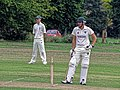 Hatfield Heath CC v. Thorley CC on Hatfield Heath village green, Essex, England 04.jpg