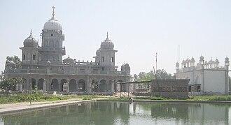 Sultanpur Lodhi - Gurudwara Hatt Sahib