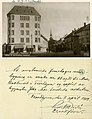 Haugers Tobakksforretning - Nedre Bakklandet 68 - 70 (1913) (4774171990).jpg