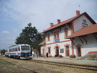Havza - Havza railway station