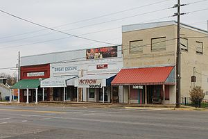 Hawkins, Texas - Downtown Hawkins (2014)